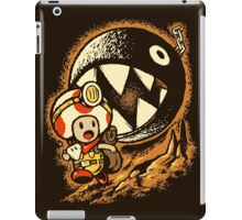Raiders of the lost star iPad Case/Skin