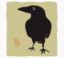 Crow with Peanut T-Shirt