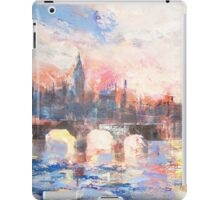 Colourful London iPad Case/Skin