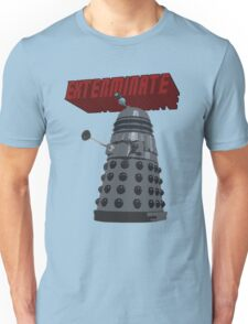 Exterminate with Kindness Unisex T-Shirt