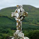 Celtic Grave Marker by Troy Spencer