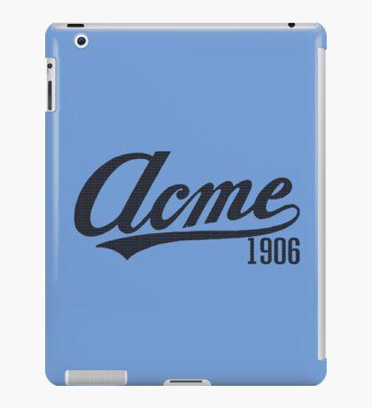 ACME MOTOR COMPANY-1906 iPad Case/Skin