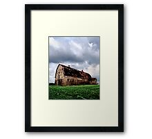 Da' Farm Framed Print