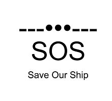 Save Our Ship ---•••--- by vraho10