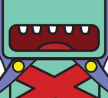 Martian Manhunter! Sticker
