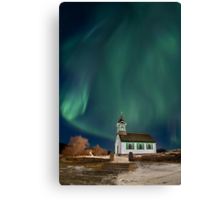 The Spirit Of Iceland Canvas Print