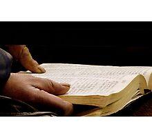 The Hands Of Faith - NZ Photographic Print