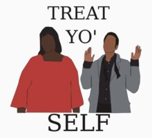 Treat Yo' Self Kids Clothes