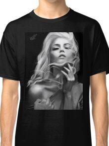 Alison Harvard B&W Portrait Classic T-Shirt