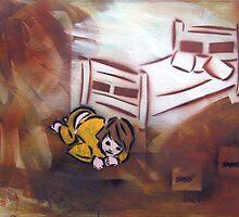 Monsters Under My Bed by rachelann