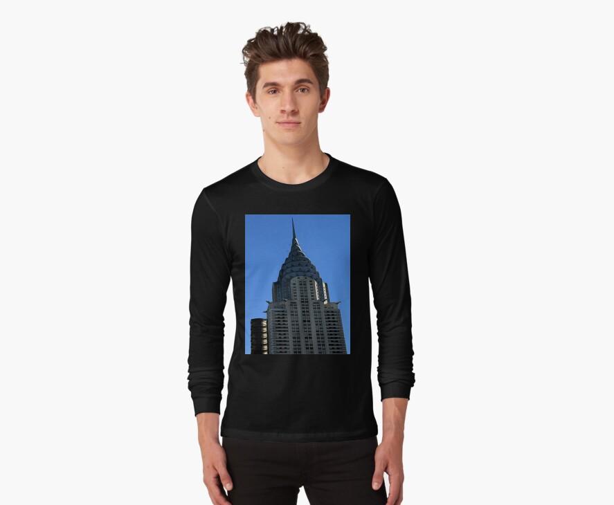 Chrysler Building, NYC by artsMark