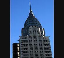 Chrysler Building, NYC Long Sleeve T-Shirt