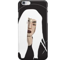 Woman as Element - Earth iPhone Case/Skin