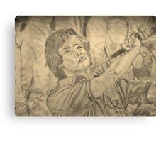 Seve     Ballesteros Canvas Print