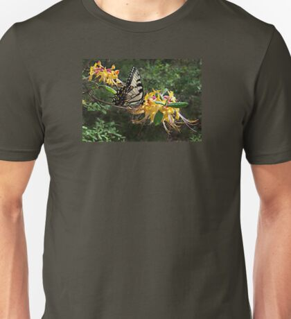 Eastern Tiger Swallowtail (Papilio glaucus) Unisex T-Shirt