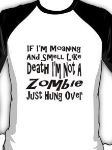 ZOMBIE HANGOVER T-Shirt