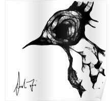Psycho Bird Poster