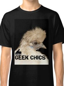 Like...Geek Chics!! - T-Shirt NZ Classic T-Shirt