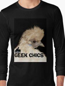 Like...Geek Chics!! - T-Shirt NZ Long Sleeve T-Shirt