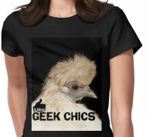 Like...Geek Chics!! - T-Shirt NZ Womens Fitted T-Shirt