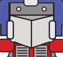 Optimus Prime! Sticker
