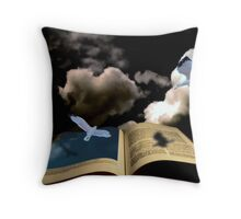 "Comming Home ""The Reunion"" Throw Pillow"