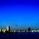 Havana Skyline by Glenn Browning