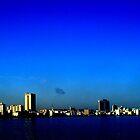 Havana Skyline by Glenn Browning