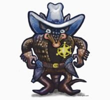 Sheriff Dillo by Kevin Middleton