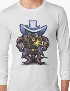 Sheriff Dillo Long Sleeve T-Shirt