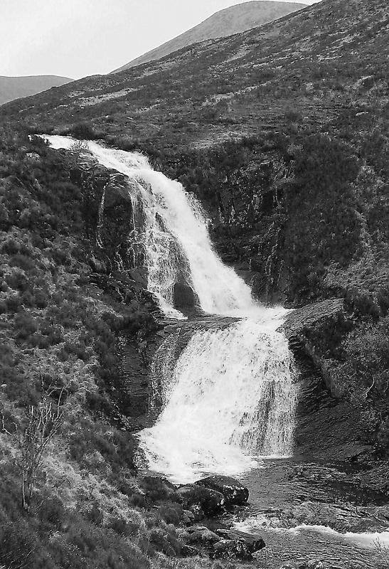 Winter Falls by Daniel Knights