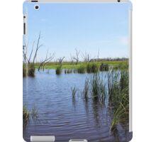 Gwydir Wetlands State Conservation Area iPad Case/Skin
