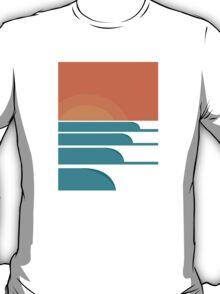 Greenmount | Wave Art T-Shirt
