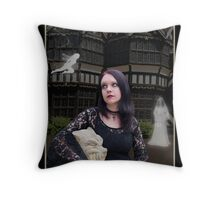 Gothic Dreams Throw Pillow