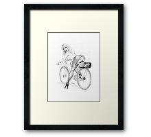 Alternate transport Framed Print