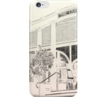 The Carrington Hotel, Katoomba. A work in progress. iPhone Case/Skin