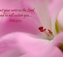 He Cares by Lorraine Deroon