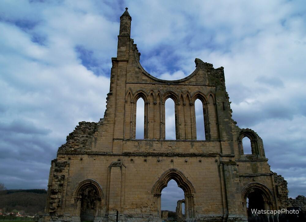 Byland Abbey 6 by WatscapePhoto