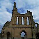 Byland Abbey 6 by WatscapePhoto