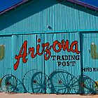 Arizona Trading Post by Gleb Zverinskiy