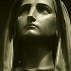 Madonna Karlsbridge Prague by celticvodka