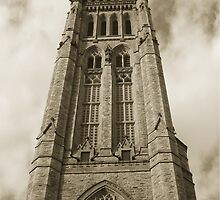 Peace Tower by aathomas