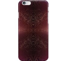 Floral Abstract Damasks iPhone Case/Skin