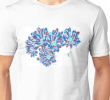 Hover Fly Chrysanths Unisex T-Shirt
