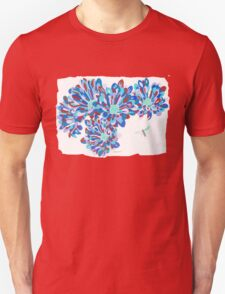 Hover Fly Chrysanths T-Shirt