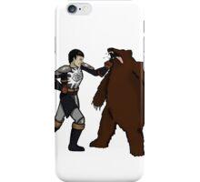 Bear Punch iPhone Case/Skin