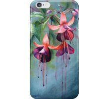 Fuschia Lord Byron iPhone Case/Skin