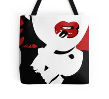 Goth Girl Tote Bag