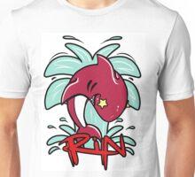Rin matsuoka design  Unisex T-Shirt