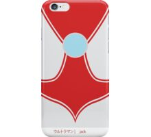 Ultraman Jack iPhone Case/Skin
